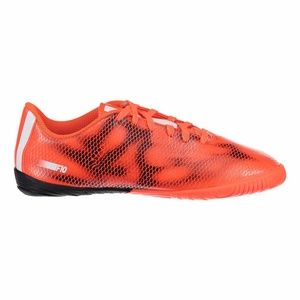Adidas Mens 8.5 / 42 Performance F10 Indoor Soccer Shoe Boots